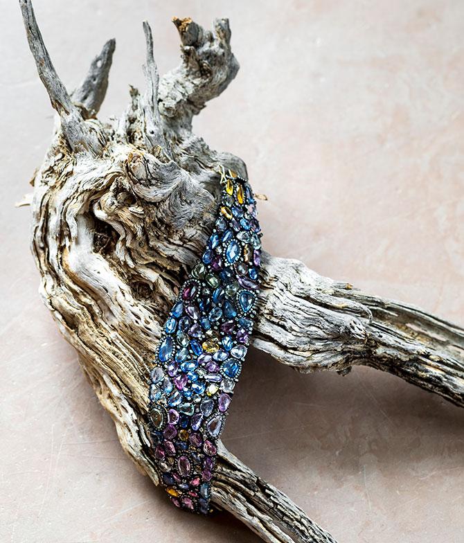 jhanna multicolor bracelet