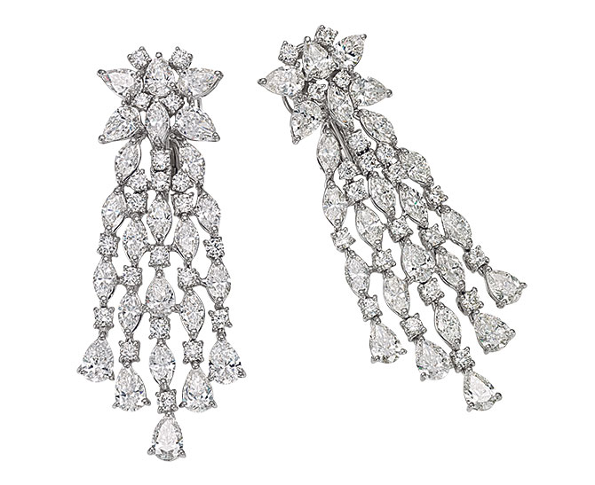 zydo italy luminal diamond earrings