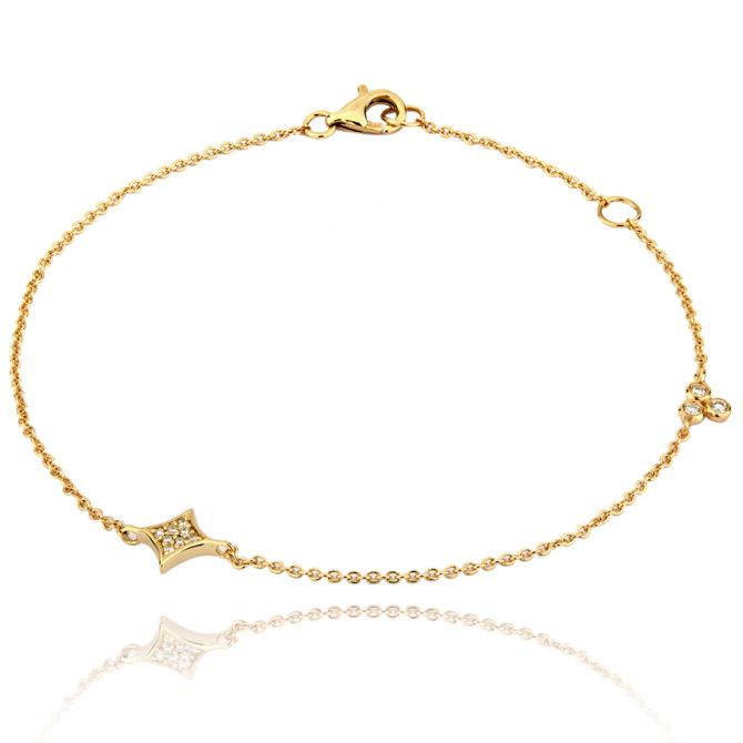 Lark & Berry Rhombus bracelet