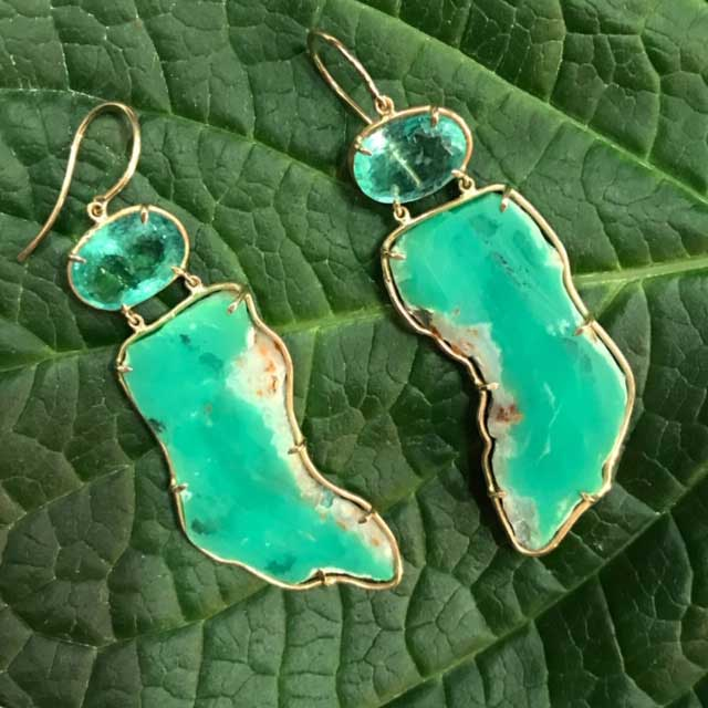 Elisabeth Bell earrings
