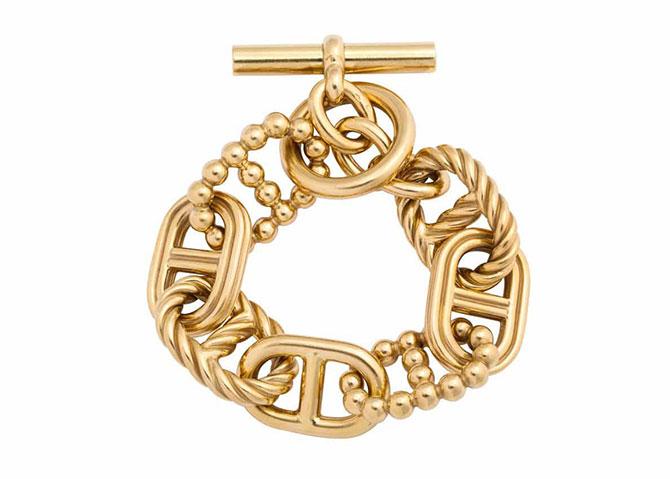 Hermes Parade bracelet