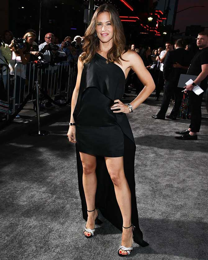 Jennifer Garner in David Webb