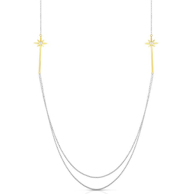 Roberto Coin Cinderella wand necklace