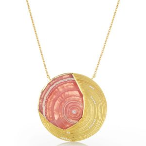 Brooke Gregson moonstone necklace