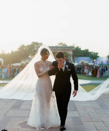 Priyanka Chopra Nick Jonas wedding
