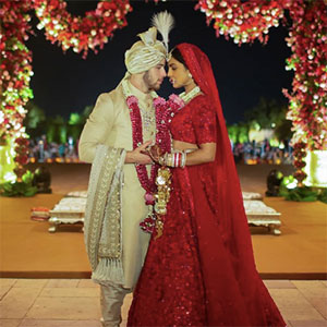 Priyanka Chopra S Wedding Jewelry Was Spectacularly Over The Top Jck