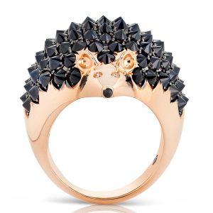 Roberto Coin hedgehog ring