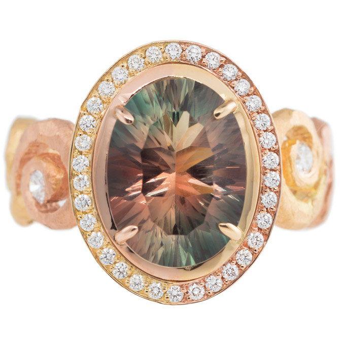 Pamela Froman Ellie sunstone ring