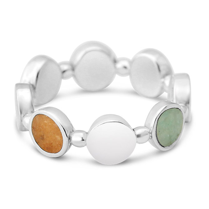 Dune Jewelry Endless Summer stacking ring
