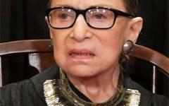 Ruth Bader Ginsburg collar