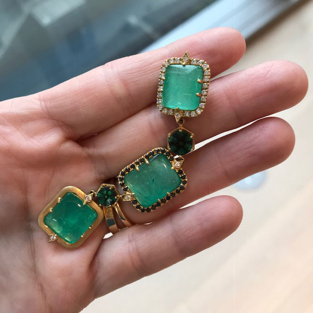 Spencer Fine Jewelry earrings