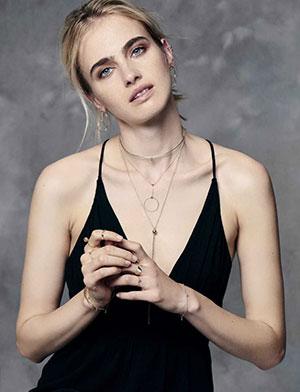 Ania Haie ad campaign