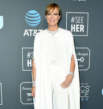 Alison Janney Critics Choice 2019
