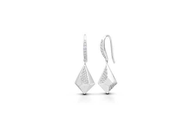 Belle Etoile Prisma earrings