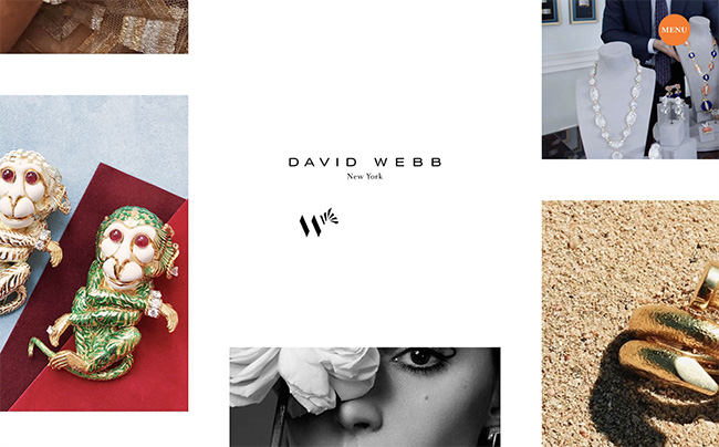 David Webb new website