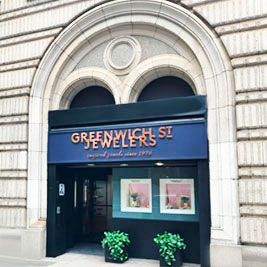 Greenwich St Jewelers storefront