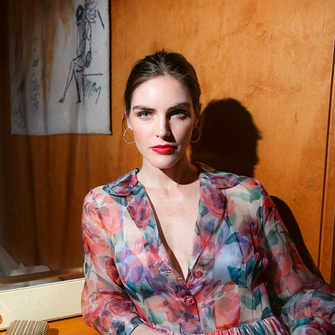 Hilary Rhoda Town and Country