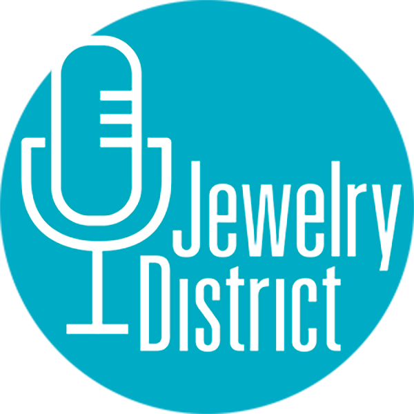 JCK Podcast The Jewelry District logo