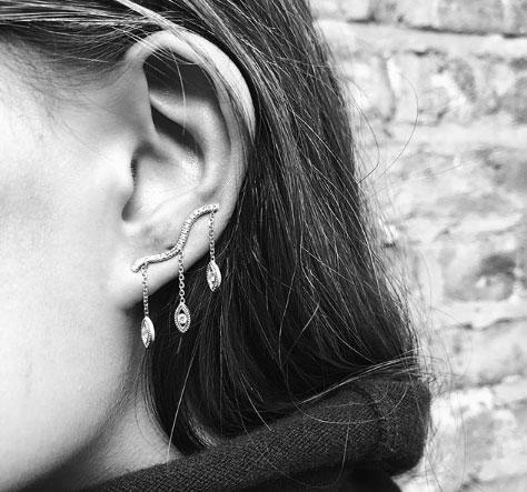 Kimai earring