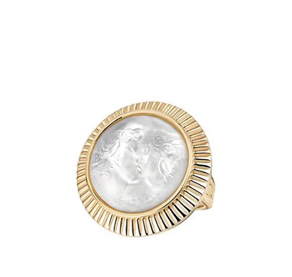 Lalique Le Baiser ring
