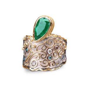 Margisa Fountain ring
