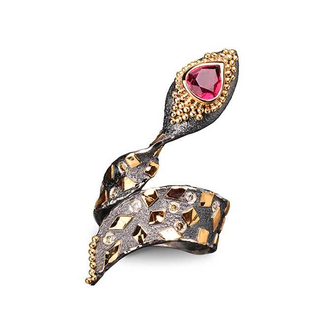 Margisa Snake ring