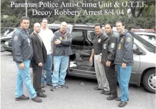 Paramus Police Anti Crime Unit