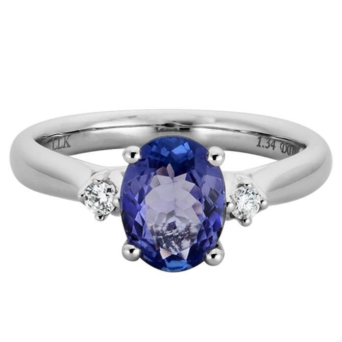 Artistry Ltd tanzanite ring