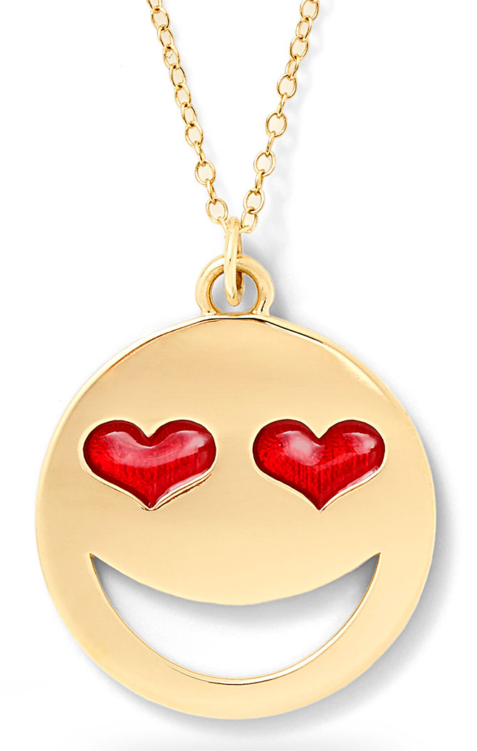 alison lou lovestruck necklace