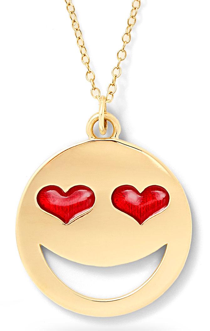 alison lou lovestruck necklace