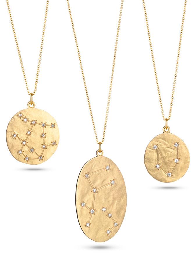 brooke gregson astrology necklaces