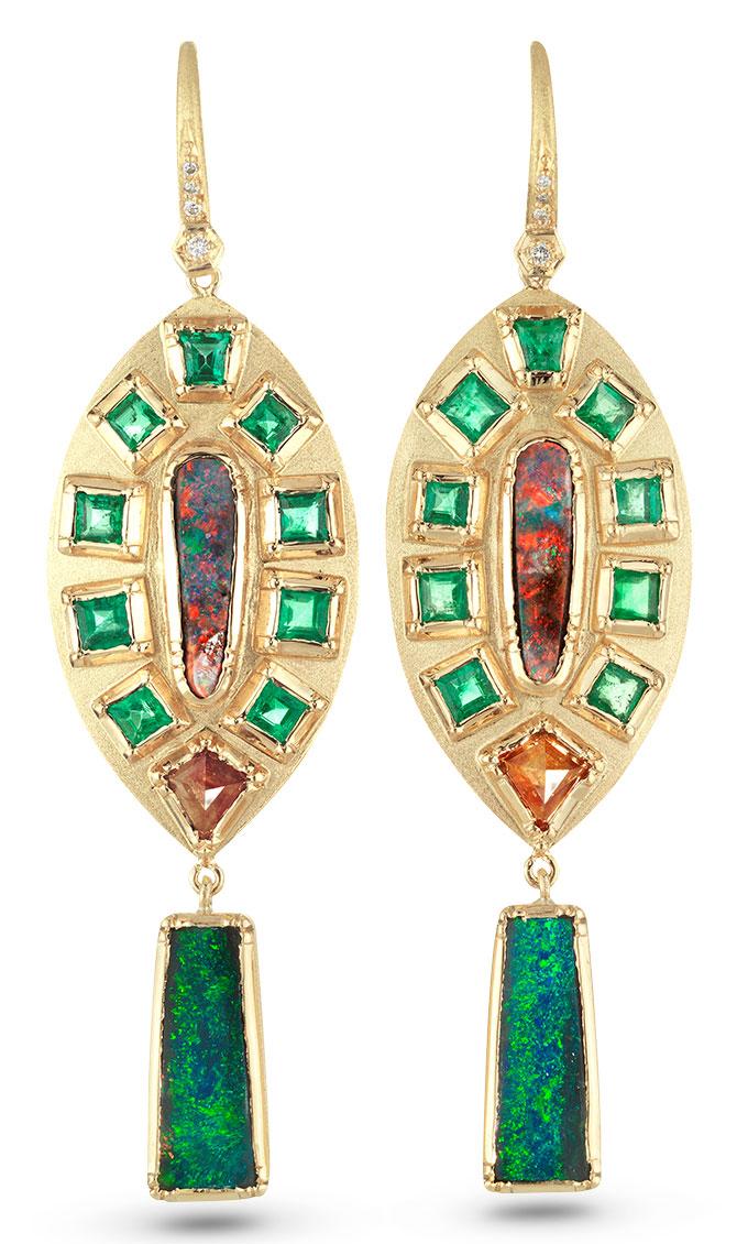 brooke gregson talisman earrings