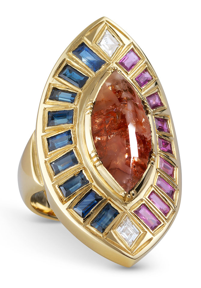 brooke gregson talisman shield ring