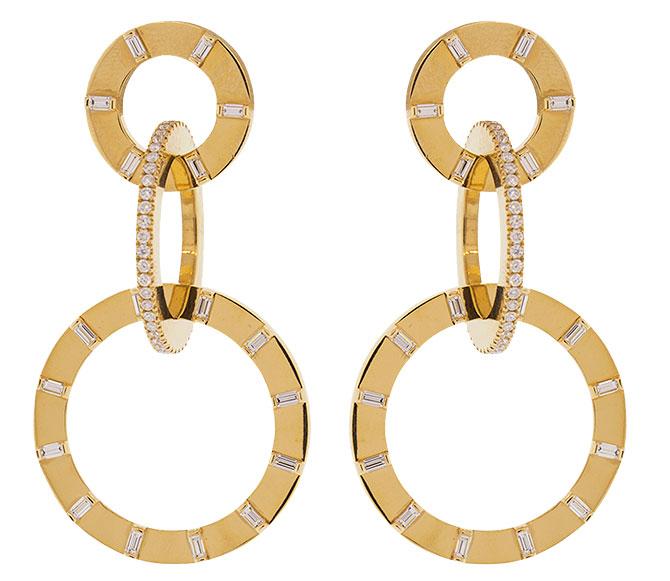 cadar unity diamond earrings