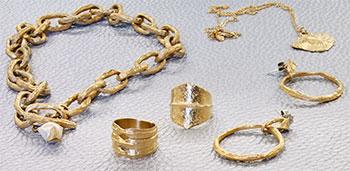 crown nine gold jewelry