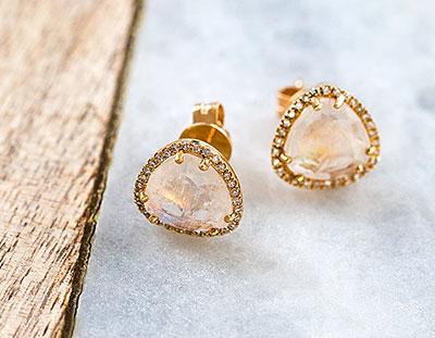 katie diamond jewelry earrings