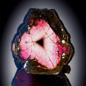 Tourmaline slice Wilensky gallery