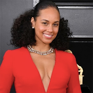 Alicia Keys Grammys Bulgari