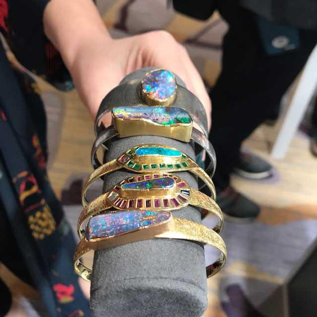 Brooke Gregson opal bracelets