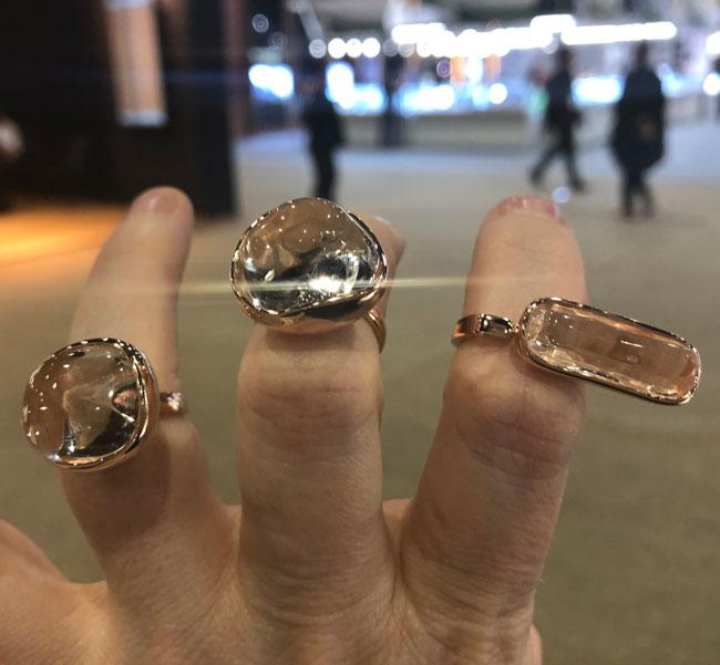 Caso rings