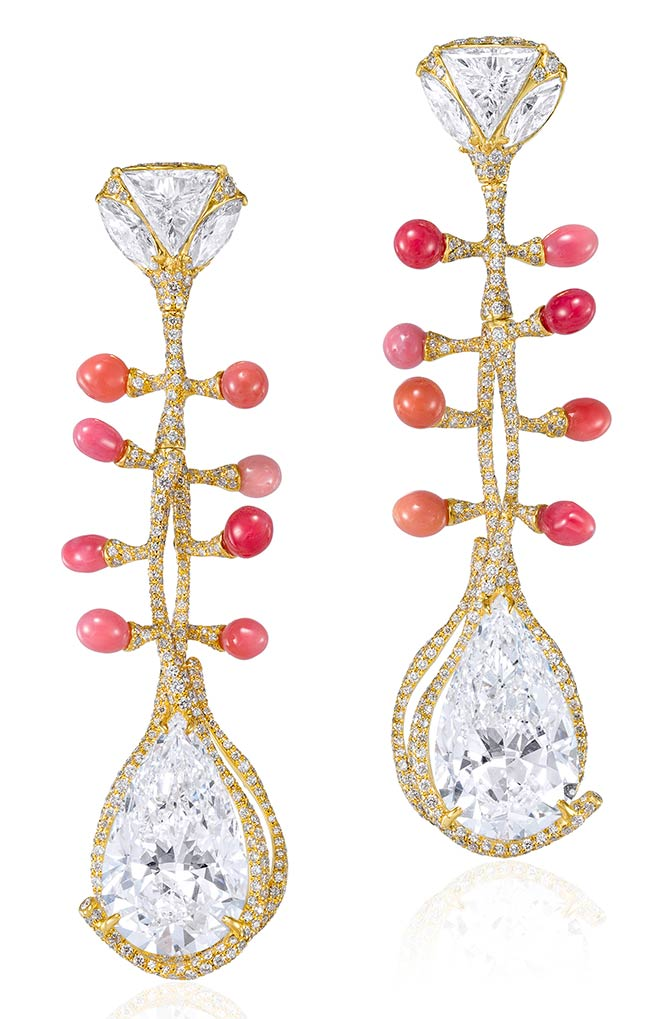 Cindy Chao earrings