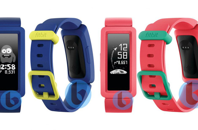 Fitbit kids wearable big