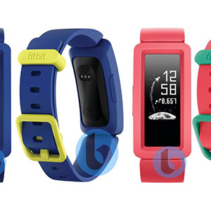 Fitbit kids wearable