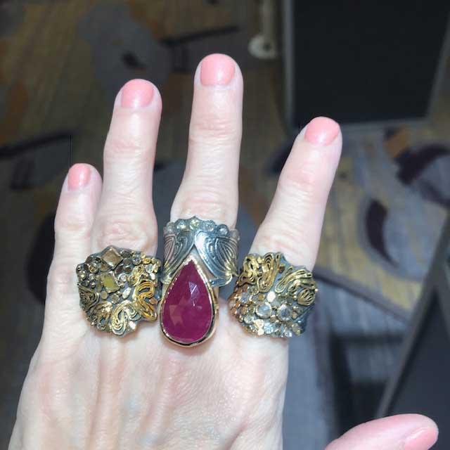 Margisa rings