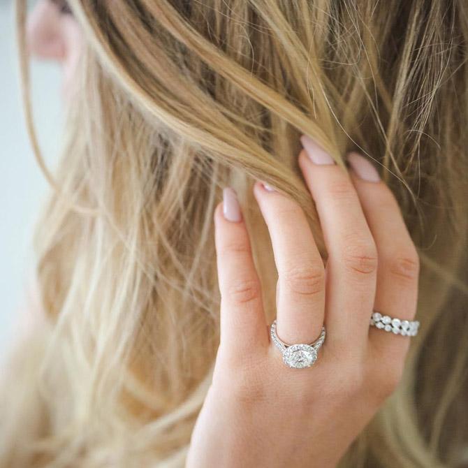 The Diamond Reserve ring photo