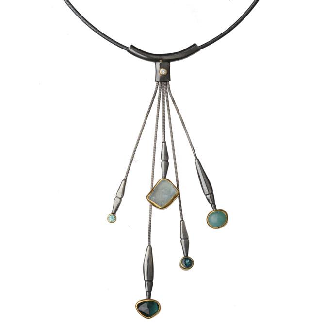 Alison Antelman Starburst necklace