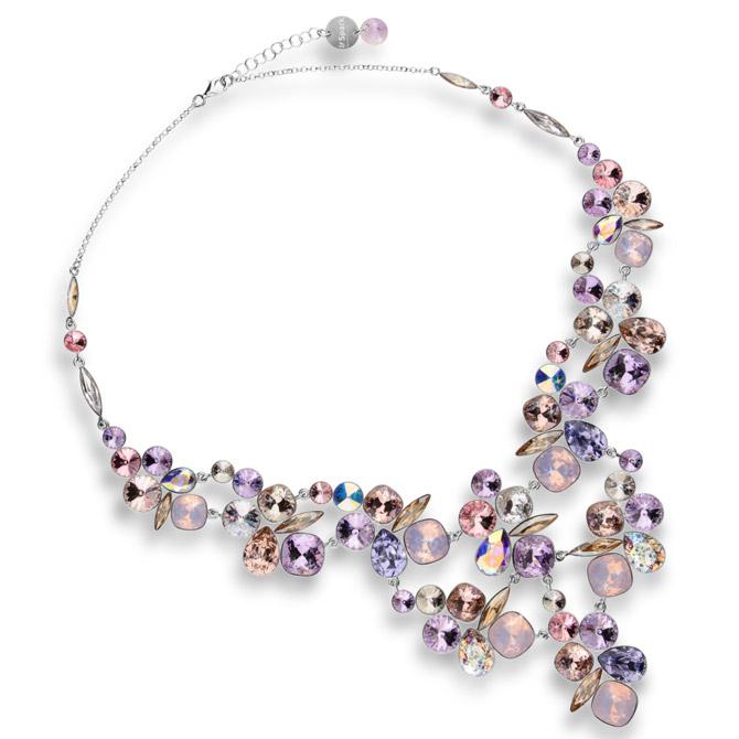 Spark Silver Jewelry Swarovski necklace