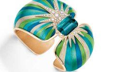 Piaget Aurora Borealis cuff