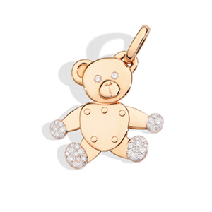 d73ab6bfb04545 Pomellato Rereleases Golden Teddy Bear Orsetto - JCK