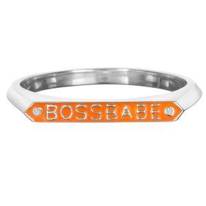 Nora Kogan Boss Babe ring